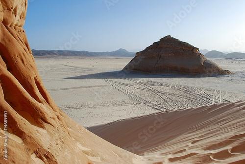 Fotografering  Weite der Wüste... 2