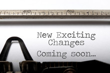 Exciting Changes Motivational ...