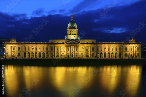 Zdjęcie XXL Urząd Celny - Dublin - Irlandia