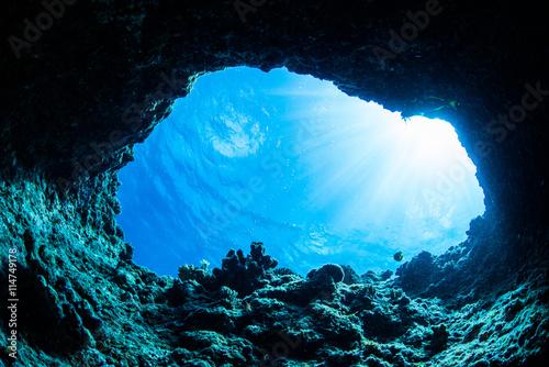 nurkowanie-w-jaskiniach