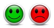 Smileys – Evaluation Buttons