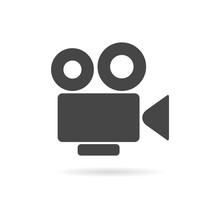 Cinema Camera Icon