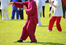 People Expert Martial Arts In The Park