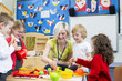 Roleplay Restaurant at Nursery
