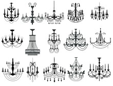 Classic Chandelier Set Collect...