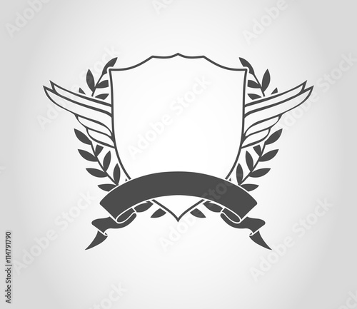 Valokuva wappen logo design