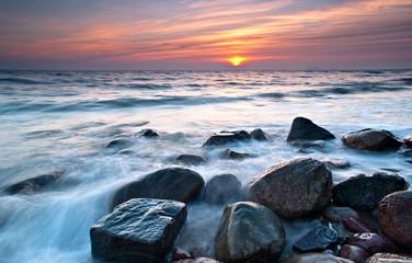 Obraz Morze Bałtyckie.