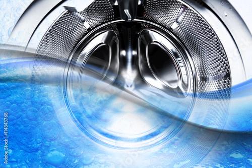 Fotografía  Waschmaschinentrommel