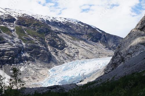 Foto op Plexiglas Gletsjers Jostedal glacier, Norway