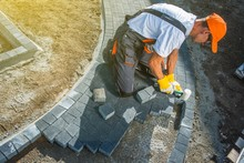 Brick Paving Works