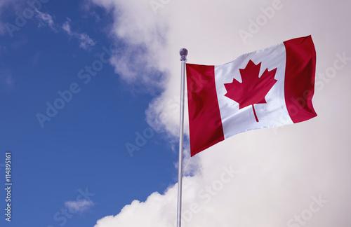 Spoed Foto op Canvas Canada CANADA, Flag