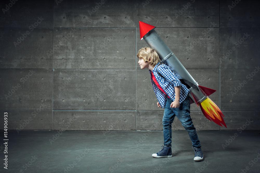 Fototapety, obrazy: Childhood