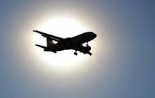 A320 Vor Sonne