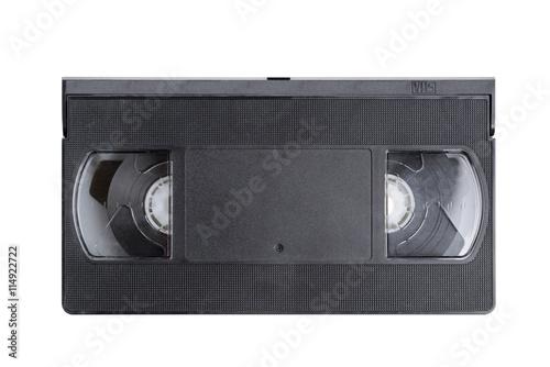 Fotografie, Obraz  VHS video tape (Top view)