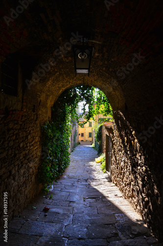 Fototapety, obrazy: Arezzo (Italy), a wonderful Etruscan and Renaissance city of Tuscany region