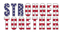 Stronger Together - Slogan Use...