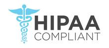 HIPAA Compliance Icon Graphic
