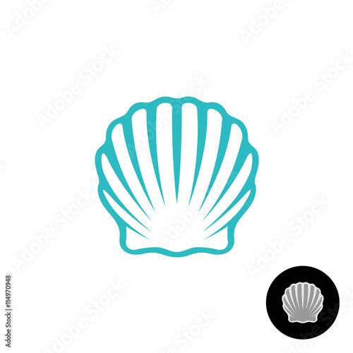 Valokuva Seashell logo
