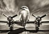 vintage airplane - 114973704