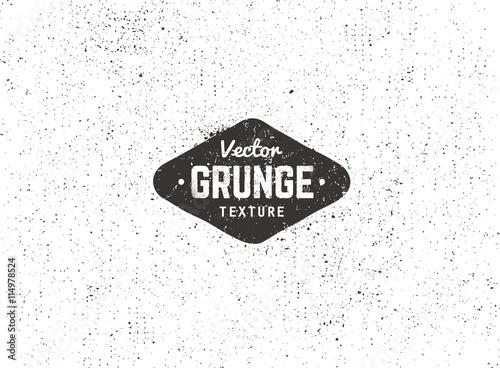 Fényképezés Vector Grunge Texture