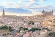 View of Toledo near Madrid