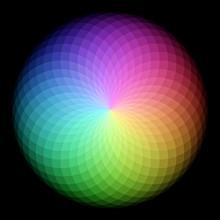 Color Wheel 36 Steps