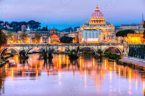 fototapeta na ścianę Rome, Italy.