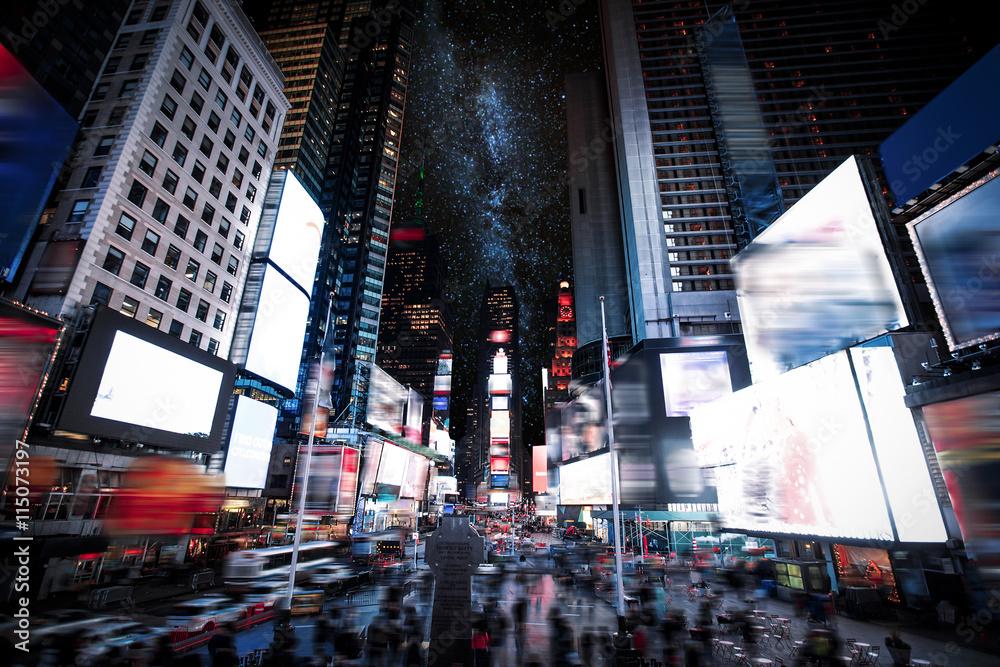 Fototapety, obrazy: Times Square Manhattan New York