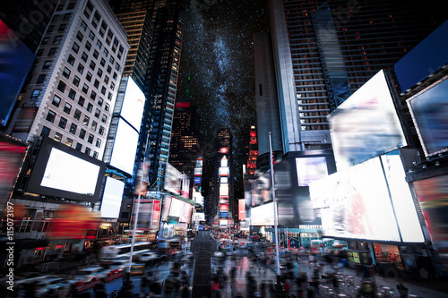 Times Square Manhattan New York - 115073197