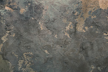 Vintage Or Grungy Background Of Venetian Stucco Texture As Pattern Wall.