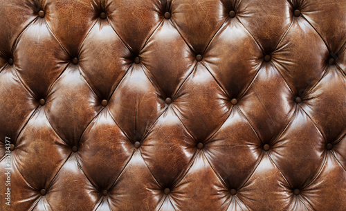 Fototapety, obrazy: Brown leather