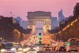 Fototapeta Fototapety Paryż - Paris Arc of Triomphe