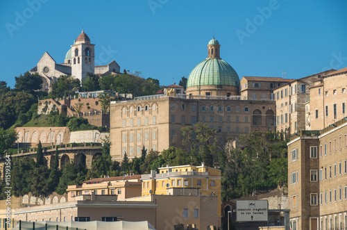 Photo Ancona is a seaport in the Marche region of central Italy and is one of the main