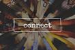 Connect Internet Online Communication Concept