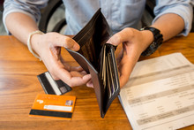 Credit Card Debt - Holding An ...