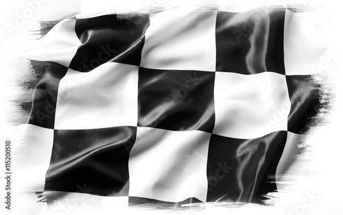 Plakat Flaga