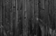 canvas print picture - Dunkle Bretterwand als Holz Hintergrund