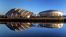 Armadillo And Hydro Quay, Glasgow, Scotland