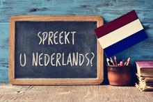 Question Do You Speak Dutch Wr...