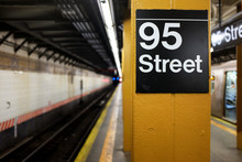 95th Street Subway Station In ...