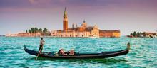 Gondola With San Giorgio Maggi...