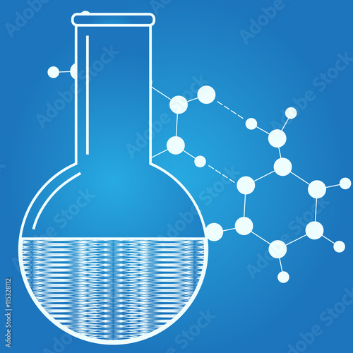 Abstract Science Icon