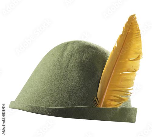 Photo  Peter Pan hat