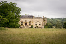 View Of Lacock Abbey In Wiltsh...