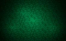 Pixel Green Rectangle Pattern Texture Design Background