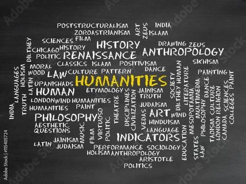 Fotografie, Obraz  Humanities