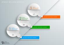 Speech Balloon_Timeline #Vector Graphic