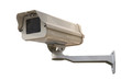 cctv camera / cctv camera isolated