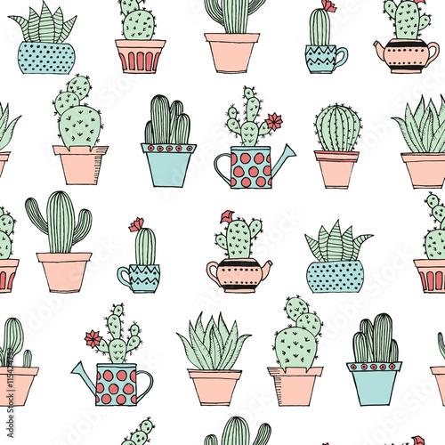 kolorowy-wzor-z-ladny-kaktus-w-stylu-wyciagnac-reke-wzor-kreskowka-kaktusy-doniczkowe-ilustracji-wektorowych