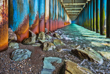 Under The Old Rusty Bridge
